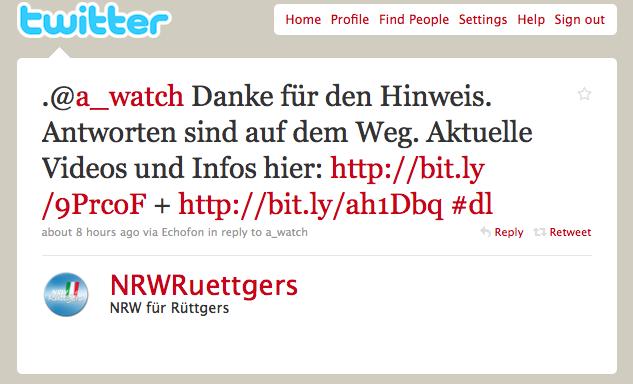 @NRWRuettgers Antworten