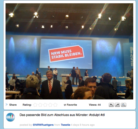 @NRWRuettgers VeranstaltungsPics