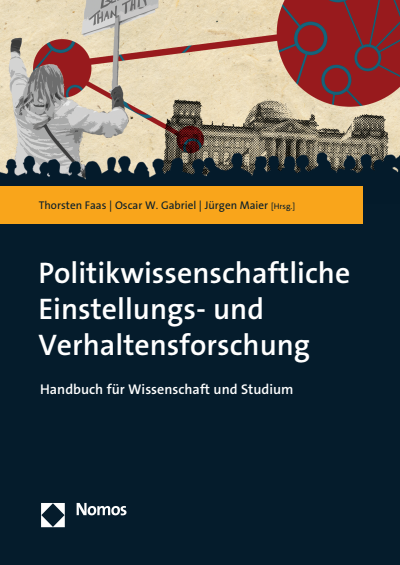 Cover  Politikwissenschaftliche Einstellungs und Verhaltensforschung